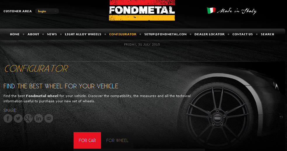 fondmetal-configurator